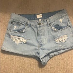 Amuse Society Denim Short